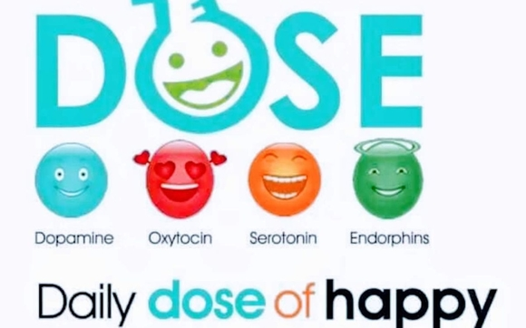 Happy Is As Happy DOSE! - Zen Den